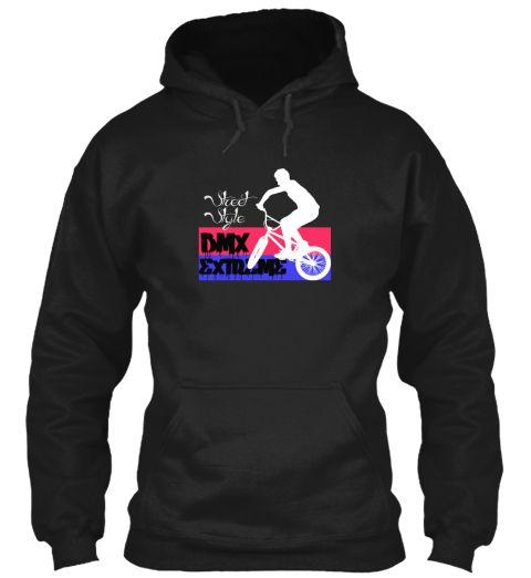 Bmx Extreme Black Sweatshirt
