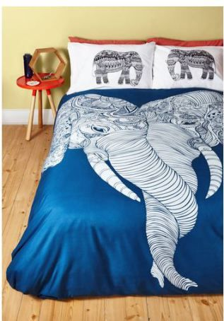 Obsessed with this bedding