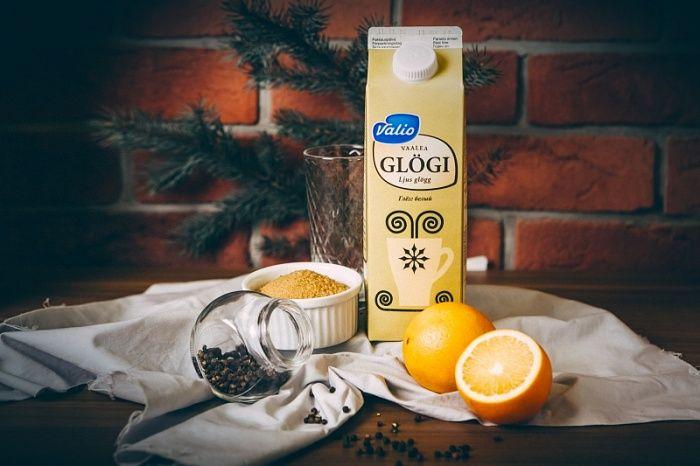 Глёг с перцем и апельсином - пошаговый рецепт приготовления с фото