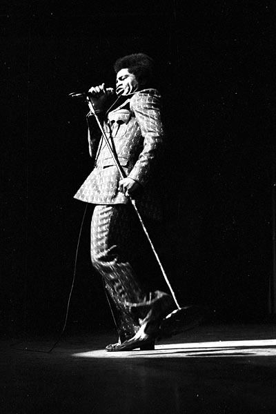 JAMES BROWN, '71