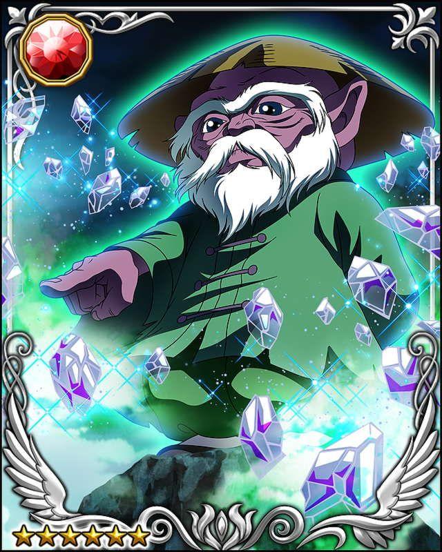 Dohko de Libra, mestre ancião