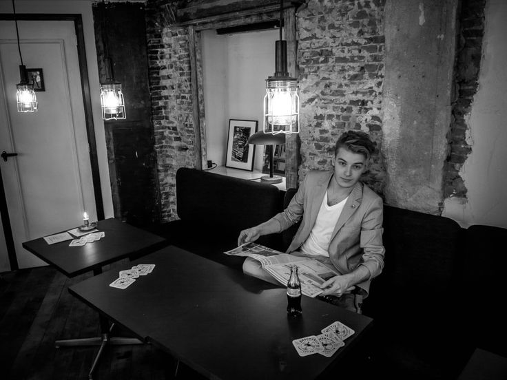 466/64 - Louis Bar Amsterdam