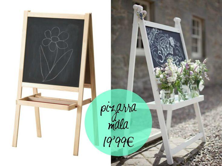 Sweet Bodas: Decora tu boda con básicos de Ikea
