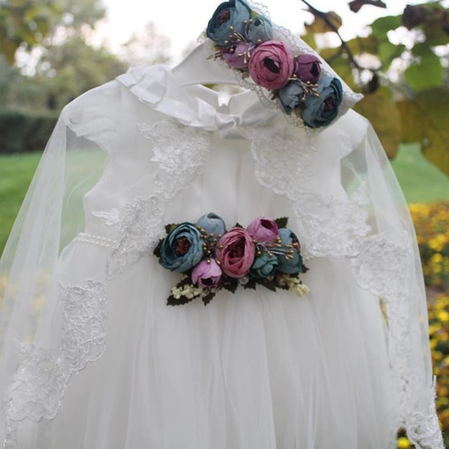 #mevlüt #mevlütelbisesi #bebek #bebekgelinlik #elbise #süsleme #handmade #pazar