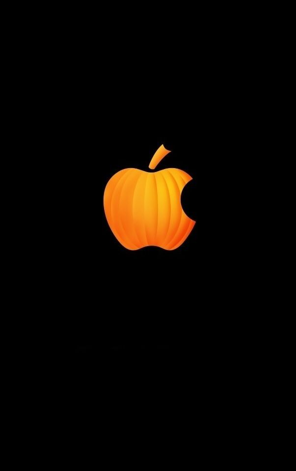 New Apple Halloween Phone Wallpaper 17
