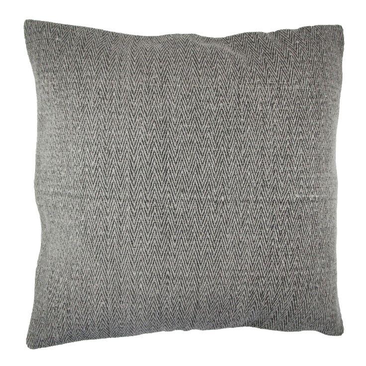 Putetrekk Henri grå 60x60