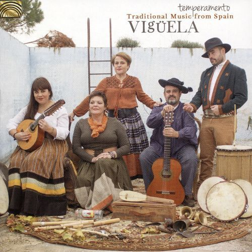 Temperamento: Traditional Music from Spain [CD]