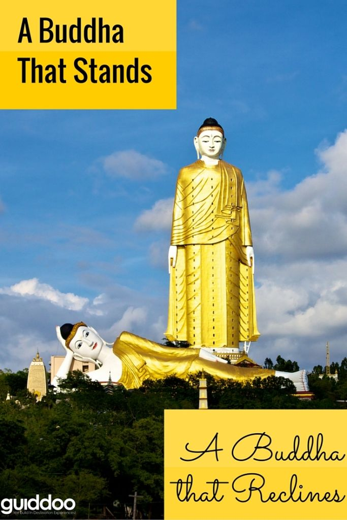Bodhi Tataung in Myanmar