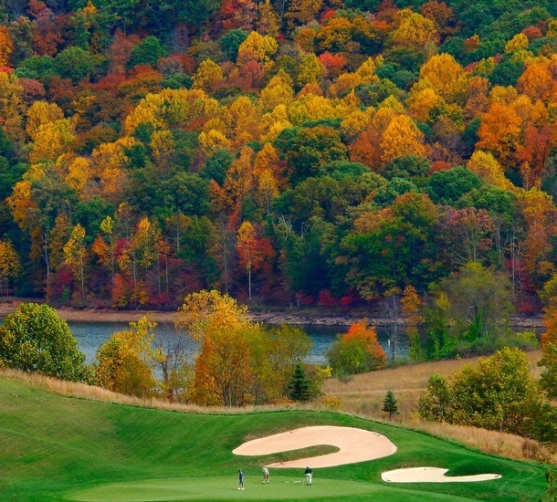 WV Resorts Arnold Palmer Signature Course at the Stonewall Jackson Resort