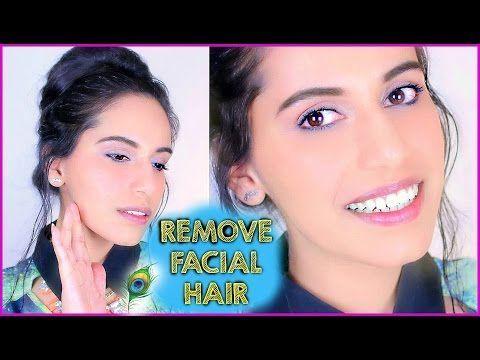 Verwijder ongewenst gezichtshaar in 15 minuten met dit natuurlijke recept! – Viralmundo