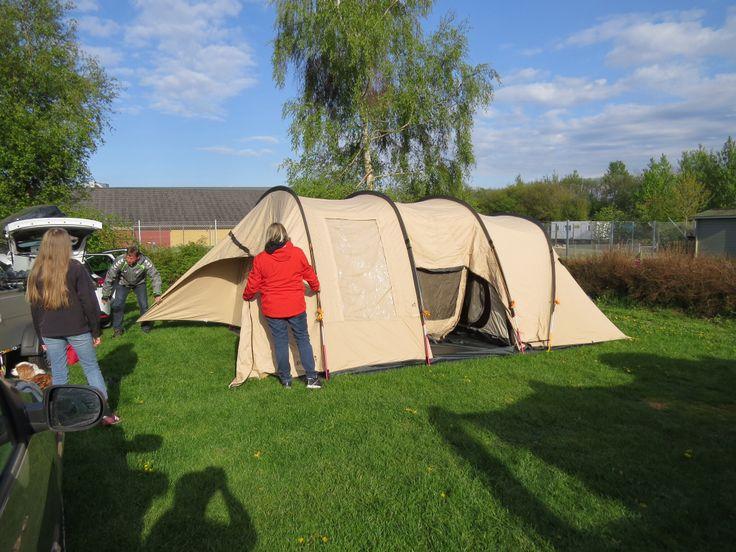 #telt-camping.dk Eureka telt