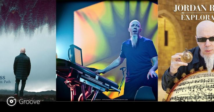 Jordan Rudess: News, Bio and Official Links of #jordanrudess for Streaming or Download Music
