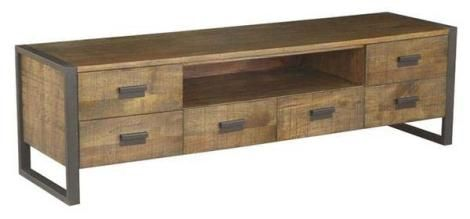 Urban TV Unit 6 Drawer