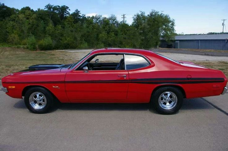 72 Dodge Dart DEMON