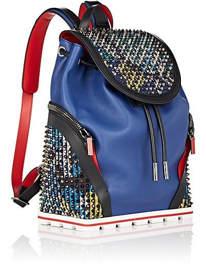 ffff067ee81 CHRISTIAN LOUBOUTIN | Explorafunk Backpack | $2,390 | Crafted of ...
