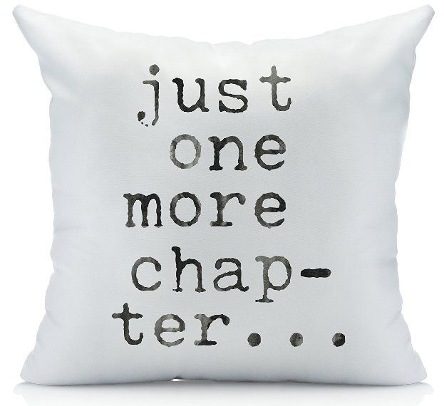 Just One More Chapter - Writers Write
