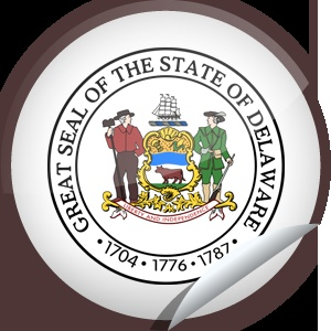 Delaware Superfan - Did you know Delaware is the only state without any units of the National Park System? Congrats on unlocking the Delaware Superfan sticker.