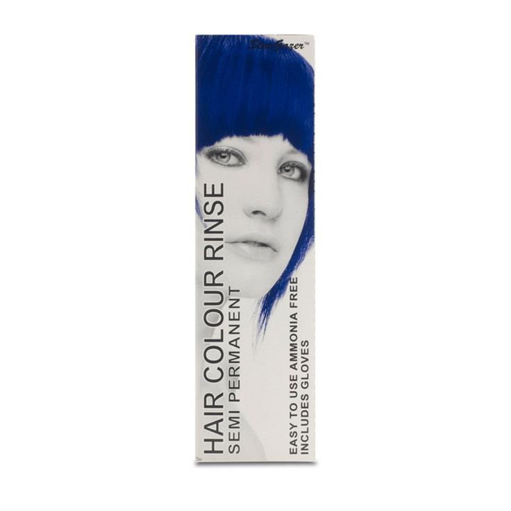 Stargazer Semi-Permanent Hair Colour Dye x 2 Packs Ultra Blue by Stargazer ** Want to know more, click on the image.