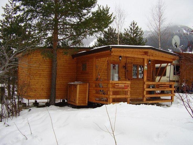Casa in legno su ruote casa su ruote megapod with casa in for Case di legno del paese del lago