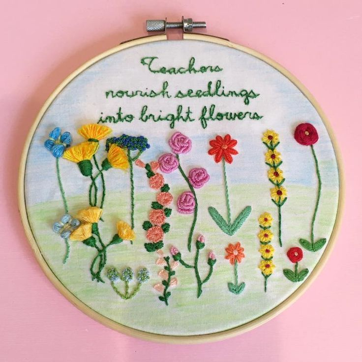 Modern Embroidery Embroidery design Handmade Gifts Tiny Gifts Cross Stitch Cute Embroidery Art Sweet Gifts Minimalist Design