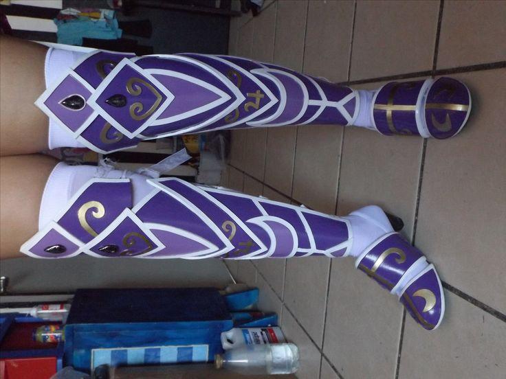 Battle Armor Sailor Scouts <3