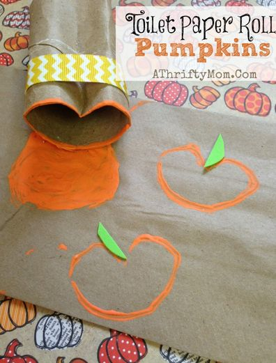 Toilet Paper Roll Craft Make A Stamp To Create Your Very
