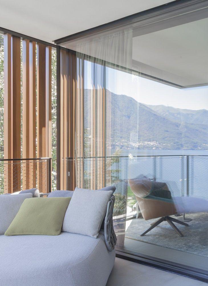 Il Sereno by Patricia Urquiola. Lake Como - Italy.