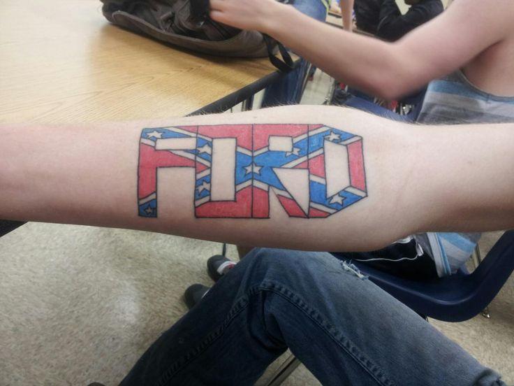 Ford tattoo