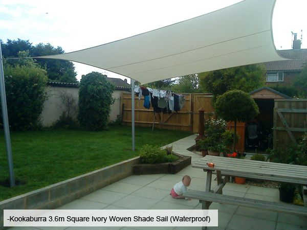 18 best sail shades images on pinterest shade sails for Garden outlay ideas
