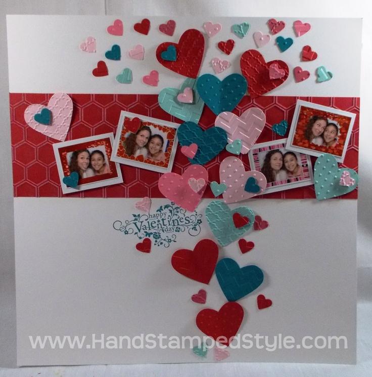 149 best Valentine Scrapbook Layouts images – Virtual Valentines Cards
