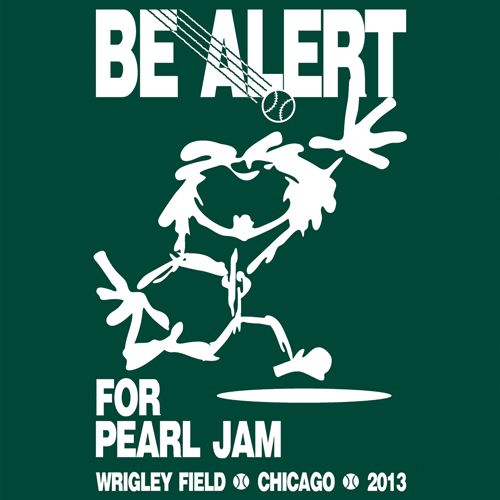 Twenty Pearl Jam Songs We Wanna Hear at Wrigley Field