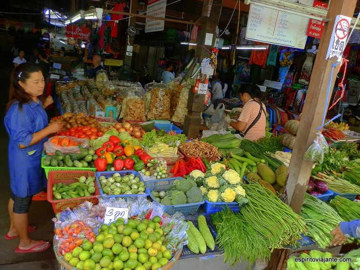 Chiang Mai - a capital cultural da Tailândia