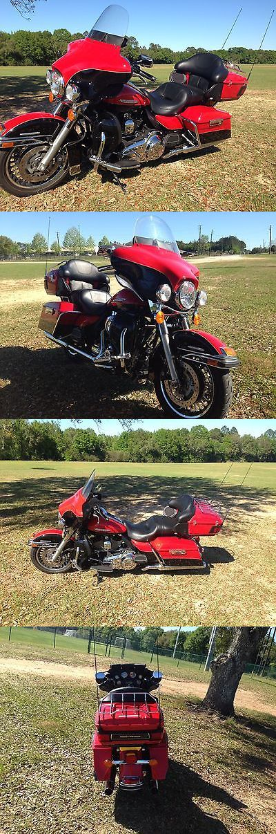 Motorcycles: 2010 Harley-Davidson Touring Harley Davidson Ultra Classic Limited 2010 -> BUY IT NOW ONLY: $13000.0 on eBay!