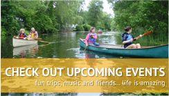 Canadian Canoe Museum -  Peterborough Ontario