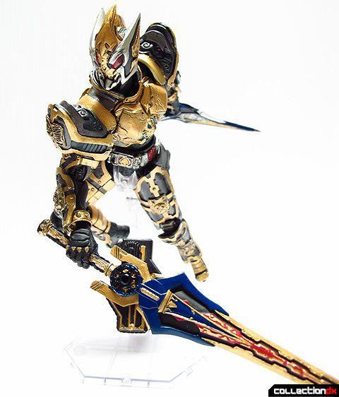 S.I.C. Kamen Rider Blade http://www.collectiondx.com/toy ...