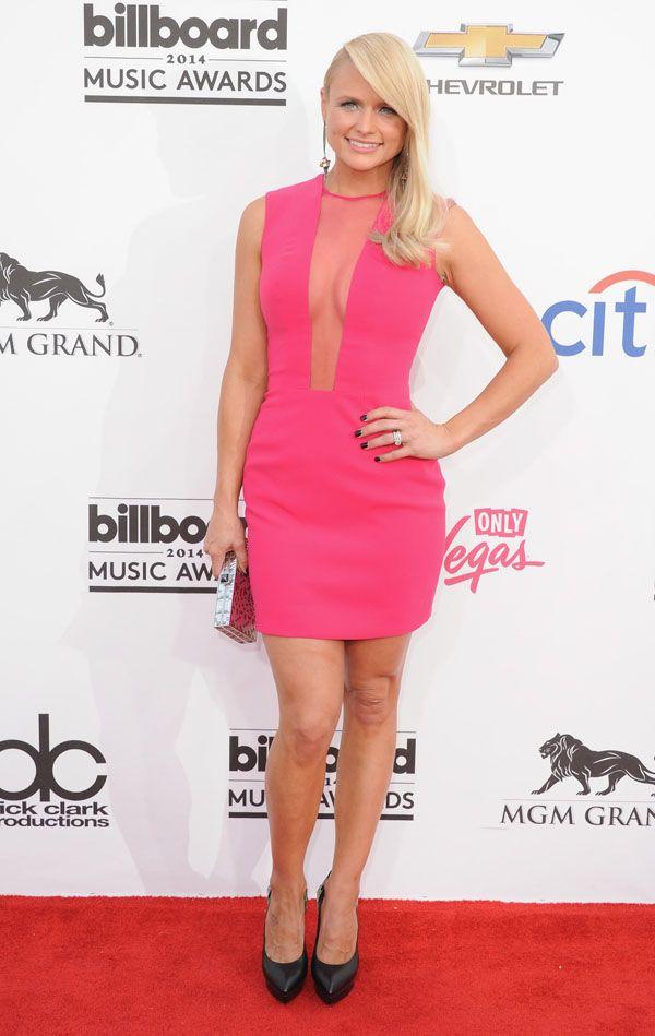 Miranda Lambert at the 2014 Billboard Music Awards