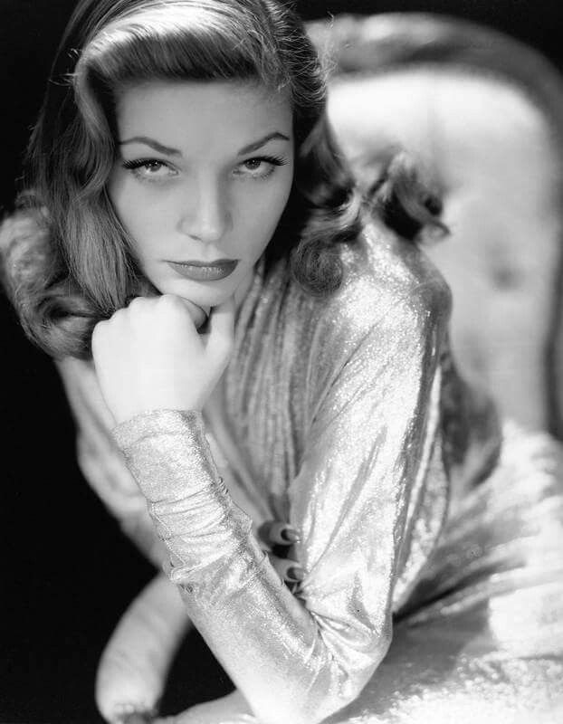 Lauren Bacall by John Engstead