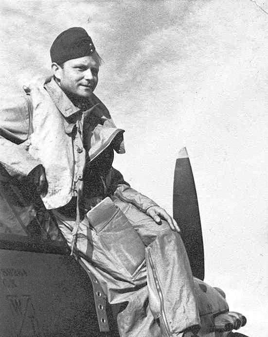 F/Sgt Jaroslav M Malý joined No 310 Squadron RAF after its formation at RAF Duxford on 10 July 1940, being commissioned 3 days later. He claimed an Me 109 destroyed on 31 August and returned to base damaged after combat over the Thames Estuary. On 29 October, whilst formating for a wing patrol, he collided in Hurricane Mk I NN-A with NN-S flown by P/O Emil Fechtner. He made a forced-landing near Duxford, injured. Fechtner did not survive.