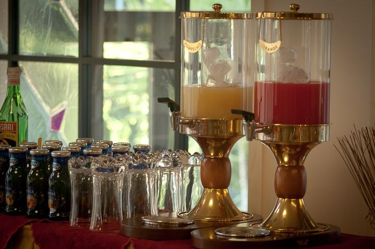 Hotel Matilde - Succhi per tutti i gusti! #hotel #colazione #marinadimassa #versilia
