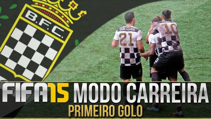 FIFA 15 - MODO CARREIRA #02 | BOAVISTA ESTÁ FORTE