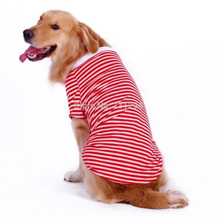 Большой рубашка собак pet жилет большой собак pet одежда одежда для собак pet products новый Большой Собака рубашки