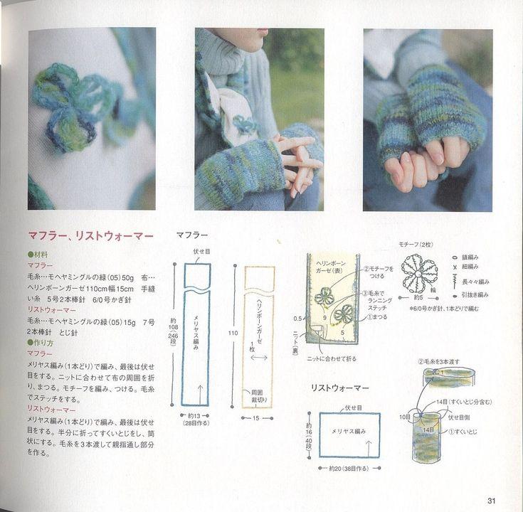 Mejores 11 imágenes de ganchillo en Pinterest | Punto de crochet ...