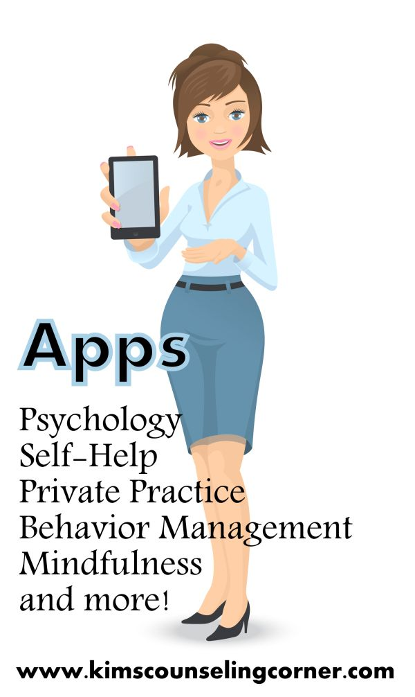 Psychology, Self-help, Behaviour management and mindfulness apps