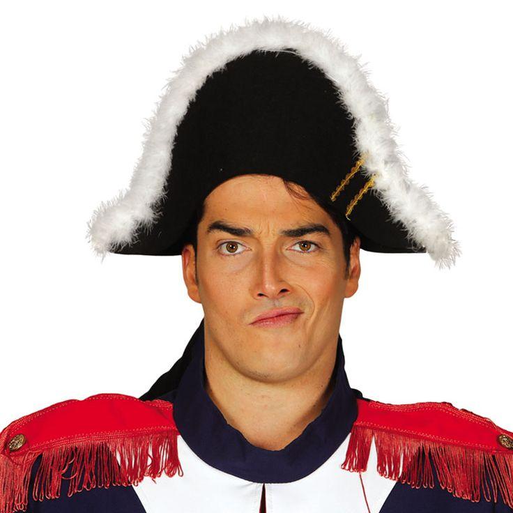 Chapeau Napoléon #chapeauxdéguisements #accessoiresdéguisements #accessoiresphotocall
