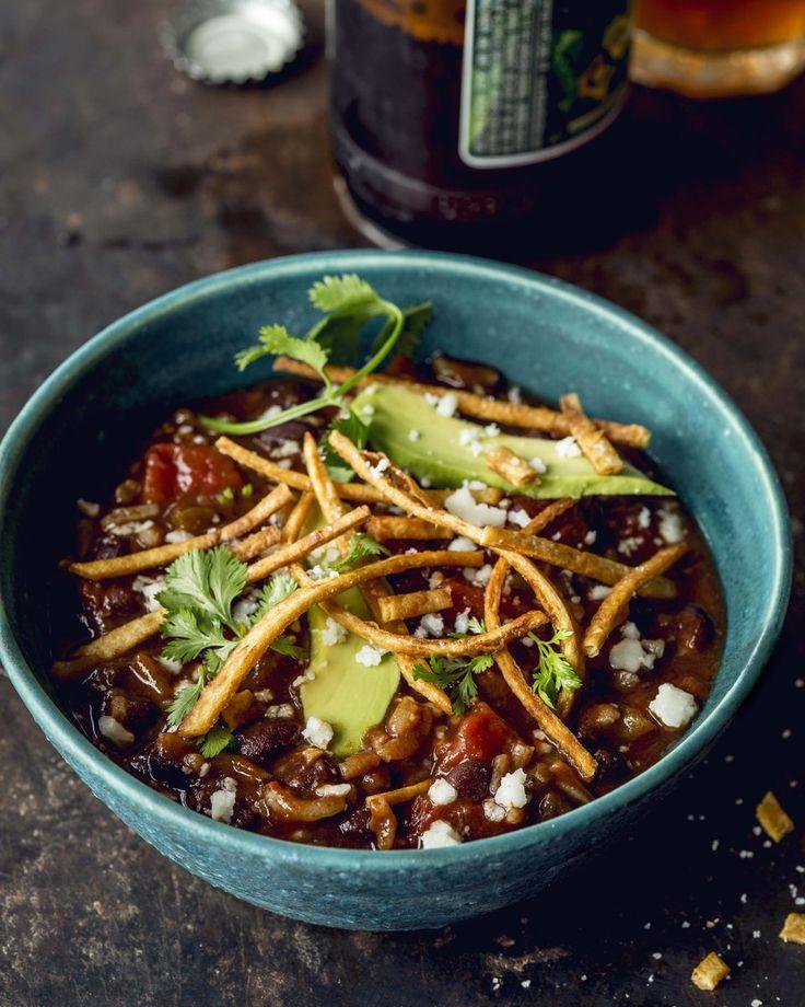 Chrissy Teigen's Vegetable Tortilla Soup