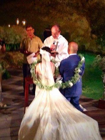 CBL134 Riviera Maya wedding/ Boda/ laso de flores