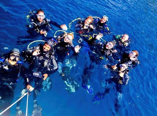 Looking for something exciting, interesting, and fun for the whole family to enjoy? Check out @experiencetaormina's diving tour and discover all the hidden treasures of Taormina's crystal coastline!  #experiencetaormina #sicilylifestyle #taodivingtour #taormina #sicily #shotinsicily #taorminaismylove #sicilyismylove #instasicily #ig_sicily #sicilytravel #expo2015 #lovingsicily