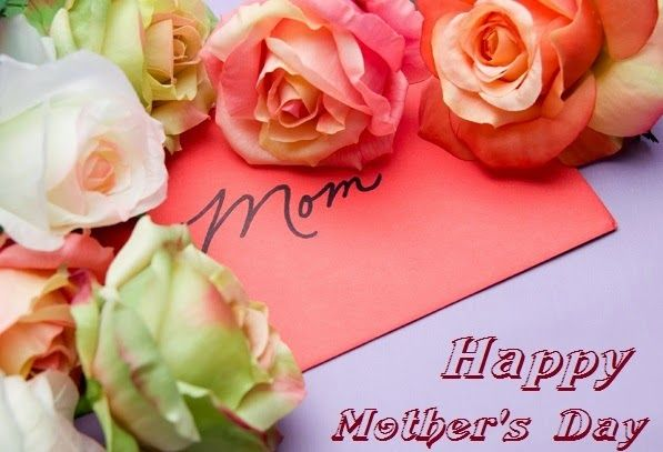 Happy Mothers Day to all of the amazing Moms out there!