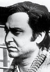 "Soumitra Chatterjee as Feluda in ""The Golden Fortress' (1974) (AKA: Shonaar Kella). Written and directed by Satyajit Ray. http://www.imdb.com/title/tt0072190/ #SoumitraChatterjee #PrivateInvestigator #NousheensQuestion #Feluda"