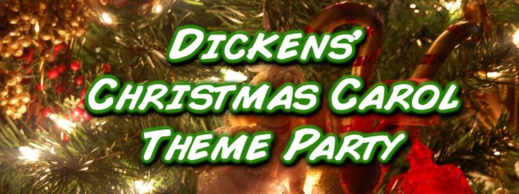 A great party theme like A Christmas Carol call for some great Christmas Carol theme party food ideas. Here are some to get that Dickens menu going...